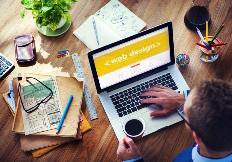 Web Design by eBuilt Business