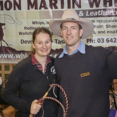 Simon Martin Whips & Leathercraft Devonport Tasmania