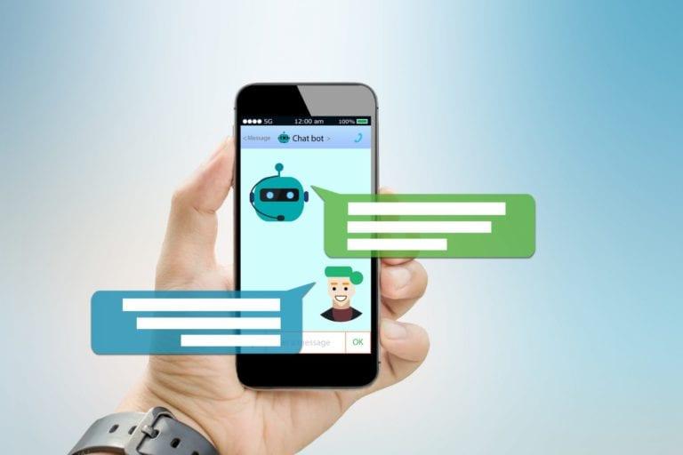 Chatbot Concept by ebuilt Business
